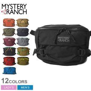 (セール) ミステリーランチ ウエストバッグ メンズ レディース HIP MONKEY MYSTERY RANCH ブラック 黒 ベージュ レッド ボディバッグ 鞄