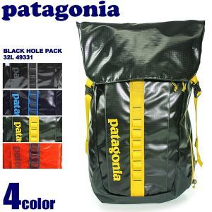 パタゴニア PATAGONIA リュック ブラックホール パック 32L メンズ レディース