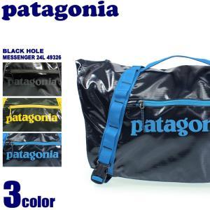 パタゴニア PATAGONIA ブラックホール メッセンジャー 24L メンズ レディース