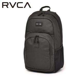 ルーカ バックパック メンズ レディース ESTATE BACKPACK III RVCA BB041950 ブラック 黒 ユニセックス リュックサック リュック|Z-SPORTS PayPayモール店