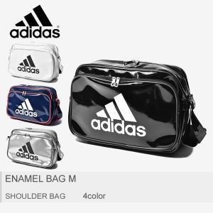 adidas アディダス ショルダーバッグ エナメルバッグ M ETX12 バッグ 鞄