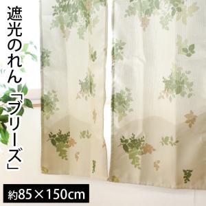 のれん 綿100% 洗える暖簾 霞 かすみ 85×150cm【メール便送料無料】 zabu