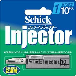 シックジャパン  インジェクター 替刃10枚入|zaccaya