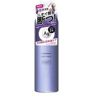 資生堂 エージーデオ24 フットスプレー h 無香料 142g