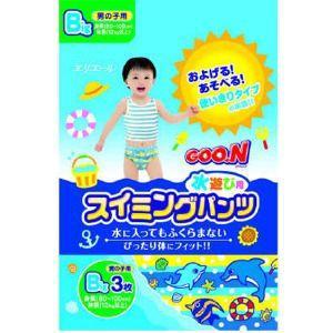 大王製紙 グーン スイミングパンツ BIGサイズ3枚男の子|zaccaya