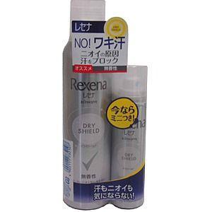 レセナ ドライシールドパウダースプレー 無香性135g+(おまけ45g付き)ペアパック|zaccaya
