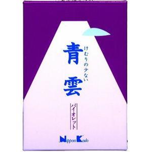 日本香堂 青雲 バイオレット 大型バラ詰 約265g|zaccaya