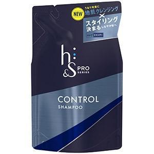 P&G h&s PROプロシリーズ コントロールシャンプー 詰替300ml