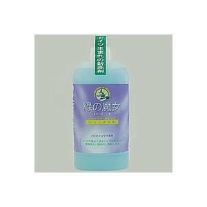 緑の魔女 トイレ洗剤420ML zaccaya