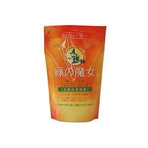 緑の魔女 お風呂洗剤詰替 360ML zaccaya