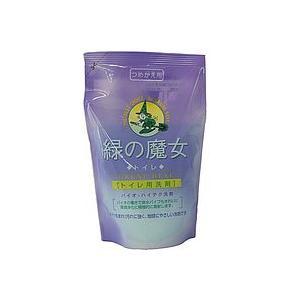 緑の魔女 トイレ洗剤詰替360ML zaccaya