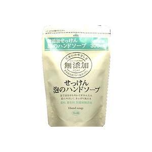 ミヨシ石鹸 無添加 泡のハンドソープ詰替300ML|zaccaya