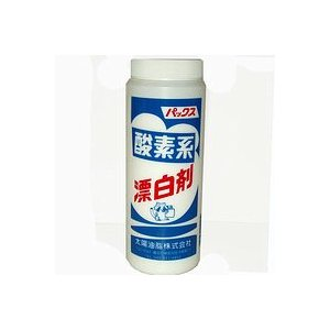 太陽油脂 パックス酸素系漂白剤 430G本体|zaccaya