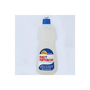 太陽油脂 パックス ナチュロン 食器洗い用石けん600ML