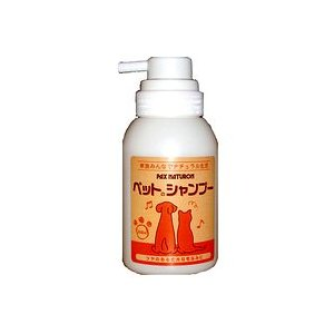 太陽油脂 パックス ナチュロン ペットのシャンプー 350ML|zaccaya