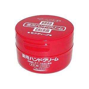 資生堂 資生堂 薬用ハンドクリーム モア ジャー100G|zaccaya