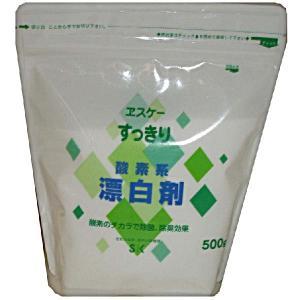 エスケー石鹸 すっきり漂白剤 500G|zaccaya