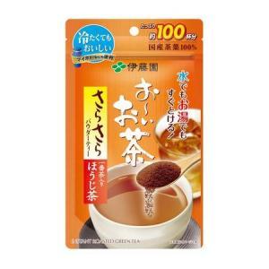 伊藤園おーいお茶 さらさらほうじ茶 80g