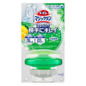 [花王]トイレマジックリン 流すだけで勝手にキレイ シトラスミントの香り 本体 80g