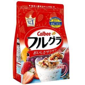 [カルビー]フルグラ 徳用 800g/フルーツ...の関連商品8