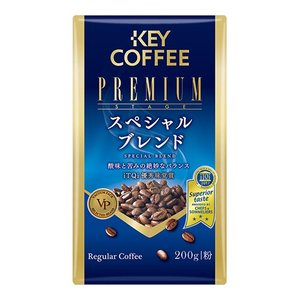 [キーコーヒー]VP プレミアムステージ スペシャルブレンド 200g