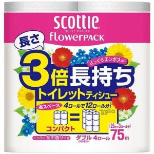 [日本製紙]スコッティ フラワーパック 3倍長...の関連商品1