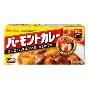 [ハウス食品]バーモントカレー 甘口 230g|zagzag