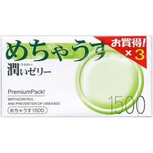 めちゃうす1500 12個×3パック  パック商品(ソフトカ...