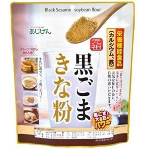 [味源]元祖黒ごまきな粉 350g