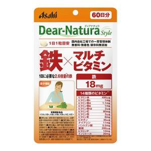 【6000円(税込)以上で送料無料】/Dear-Natura Style/サプリ/Fe