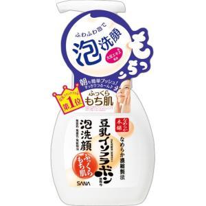 [常盤薬品]サナ なめらか本舗 泡洗顔 200ml