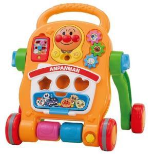 アンパンマン よくばりすくすくウォーカー[送料無料]/手押し車/おもちゃ