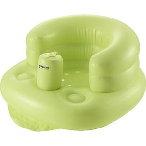 お風呂でお部屋で大活躍、赤ちゃんにやさしいやわらかチェアです。低座面低重心で赤ちゃんが前倒れしにくい...
