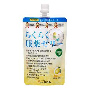 [龍角散] らくらく服薬ゼリー チアパック 200gの関連商品9