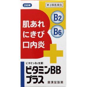 【第3類医薬品】[皇漢堂製薬]ビタミンBBプラスクニヒロ 250錠