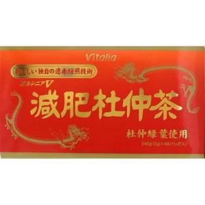 [ビタリア製薬]ガルシニアV 減肥杜仲茶 48包入