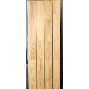 1-354-9【訳ありB品規格外】人気床材レッドパイン国産赤松フローリング(TO砥粉 無節上小 1820×15×幅114mm 1束=8枚入=約半坪)|zaimoku-techan
