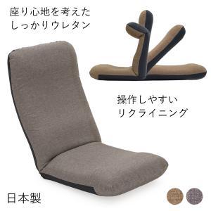 腰痛 対策 腰をいたわる ヘッドリクライニング座椅子 SM4...