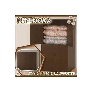 日本製布団タンス/茶(ブラウン),簡易クローゼット,収納家具,仮設押入れ,大型収納,布団収納低ホルムアルデヒド|zak-kagu