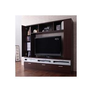 収納棚&AVラック付テレビボード/クローズタイプ,プラズマ,液晶,薄型テレビ台,46型対応,リビング収納|zak-kagu