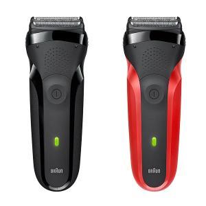 髭剃り 電気シェーバー BRAUN 300S 3枚刃 シェーバー ブラウン メンズシェーバー 充電・交流式 丸洗いOK zak-kagu 03