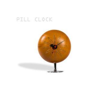 ジョージネルソン ピルクロック置き時計 ネルソンクロック 机上時計 デザイナーズ リプロダクト|zak-kagu