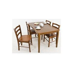 シェーカースタイル,ダイニングセット4人用/全2色,ダイニングテーブル幅120cm,チェア4脚,5点セット|zak-kagu