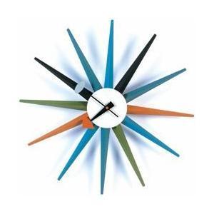 サンバーストクロック ネルソンクロック ジョージネルソン時計 壁掛け時計 リプロダクト製品|zak-kagu
