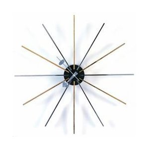 ジョージ・ネルソン,スタークロック,ネルソンクロック,壁掛時計,デザイナーズ・リプロダクト|zak-kagu