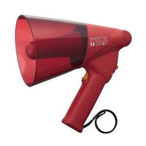 【超特価】TOA  ハンド型メガホン≪6W・小型・サイレン音付き≫拡声器 ER-1106S|zaka-mmc