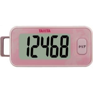 【メール便200円・代引不可】タニタ(TANITA)  3Dセンサー搭載歩数計 桜  FB-731-PK【在庫処分】|zaka-mmc
