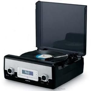 【展示品処分】コイズミ マルチレコードプレーヤー  SAD-9801-K|zaka-mmc