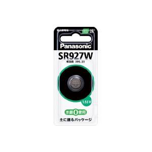 パナソニック マイクロ電池 SR927W 【メール便発送・代引き不可】|zaka-mmc