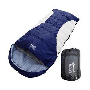 【SOUTH WIND】丸洗いのできる BIGサイズ 寝袋 ...